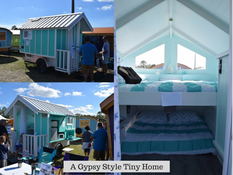 A Gypsy Style Tiny Home