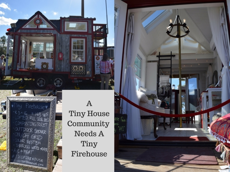 A Tiny HouseCommunity needs aTinyFirehouse