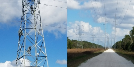 Powerline road