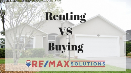 buying versus renting