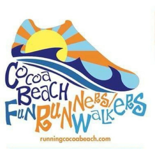 Cocoa Beach fun runners