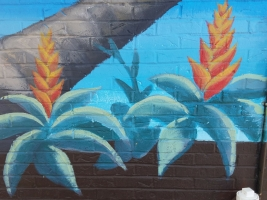 Cocoa Beach Insider Epic Burrito Mural
