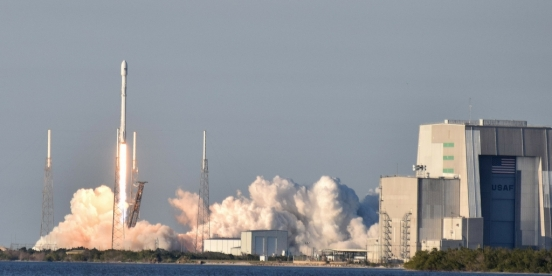 SpaceX Falcon 9 TESS Launch NASA Social