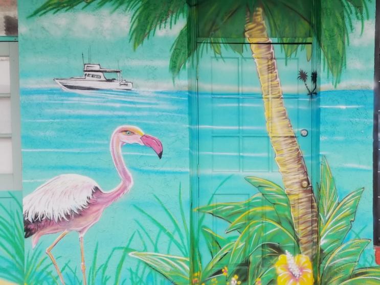 Flamingo Jennas Breezeway Cocoa Beach Insider