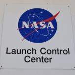 NASA Launch Control Center