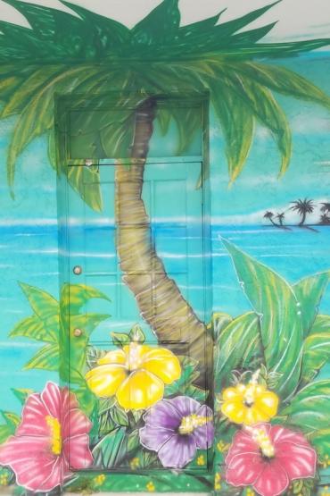 Palm Tree Jennas Breezeway Cocoa Beach Insider