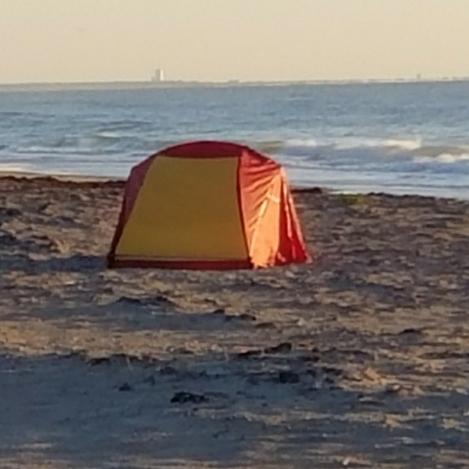 Tent Cocoa Beach Insider
