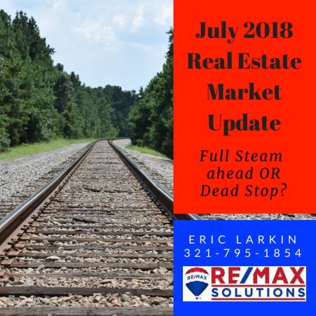July 2018 update