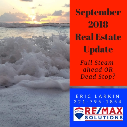 September market update 2018