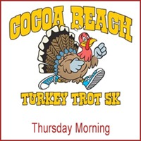 CB turkey trot 5k