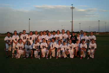 2018 Boys Lacrosse at Cocoa Beach High School
