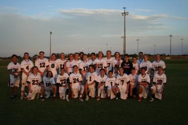 2018 Boys Lacrosse at Cocoa Beach High School