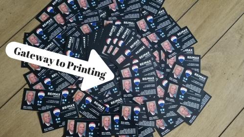gateway to printing