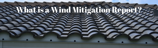 What is a Wind Mitigation Report_
