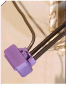 Alumicon connector