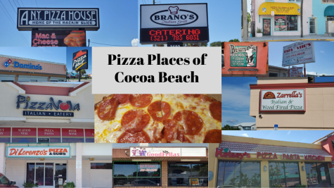 Pizza Places of