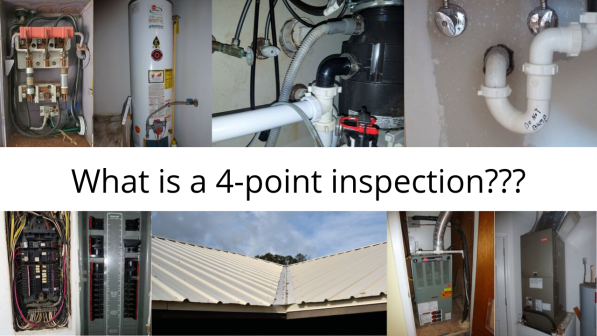 What is a 4 point inspection