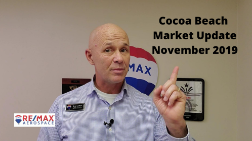 Cocoa Beach Market Update November 2019
