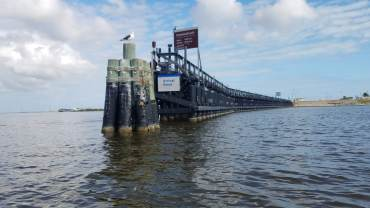 The Canaveral Locks